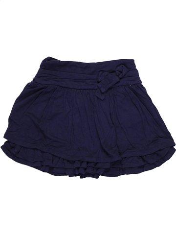 Falda niña LILI GAUFRETTE azul 2 años invierno #1043624_1