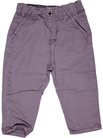 Pantalon garçon OKAIDI gris 6 mois hiver #1057772_1