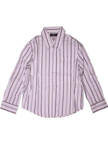 Camisa de manga larga niño MEXX blanco 6 años invierno #1071373_1