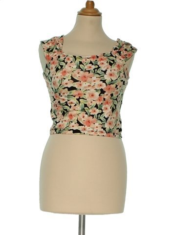Camiseta sin mangas mujer FOREVER 21 M verano #1084508_1