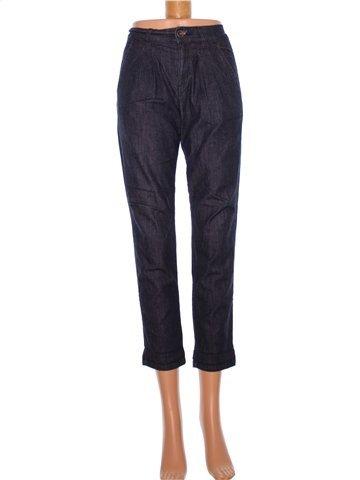 Pantalon femme BENETTON 40 (M - T2) hiver #1129131_1