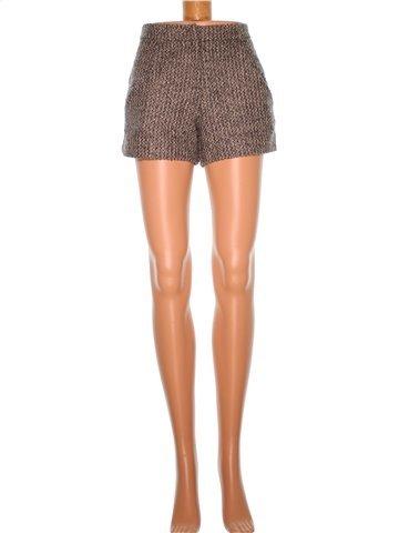 Short femme BENETTON 40 (M - T2) hiver #1132729_1