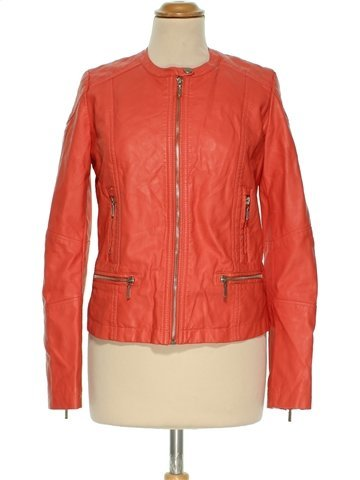 Vestes cuir simili femme GRAIN DE MALICE 36 (S - T1) hiver #1138124_1