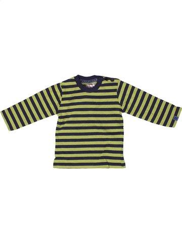 T-shirt manches longues garçon ZARA noir 6 mois hiver #1158635_1