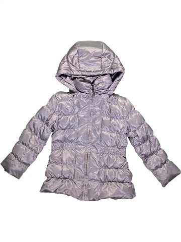 Doudoune fille OOXOO violet 5 ans hiver #1159022_1
