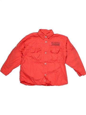 Camisa de manga larga niño TIMBERLAND rojo 3 años invierno #1160560_1
