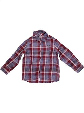 Camisa de manga larga niño MEXX gris 5 años invierno #1161369_1