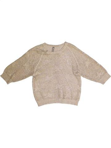 Pull fille CAPRICE DE FILLE gris 14 ans hiver #1166721_1