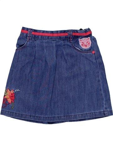 Falda niña LA COMPAGNIE DES PETITS azul 3 años verano #1169147_1