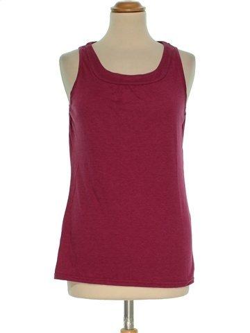 Camiseta sin mangas mujer QUECHUA M verano #1175134_1
