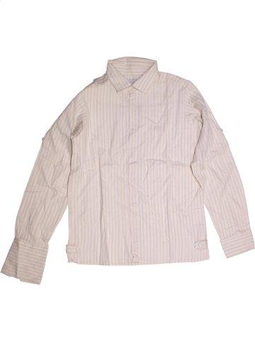 Chemise manches longues garçon JODHPUR violet 14 ans hiver #1178014_1