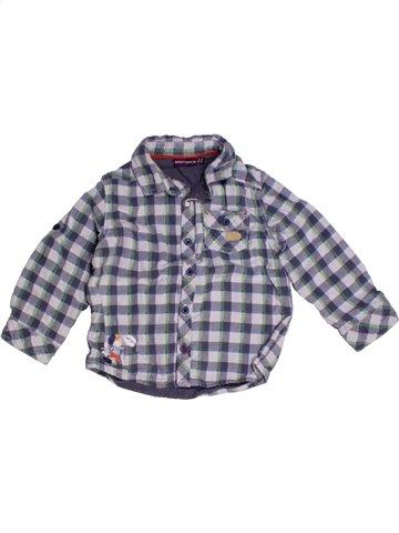 Camisa de manga larga niño SERGENT MAJOR gris 2 años invierno #1178537_1