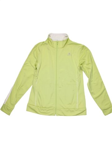 Sportswear fille DOMYOS vert 12 ans hiver #1181341_1
