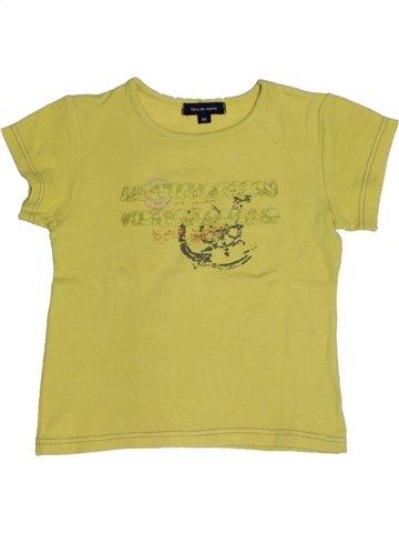 Camiseta de manga corta niña TERRE DE MARINS verde 6 años verano #1181462_1