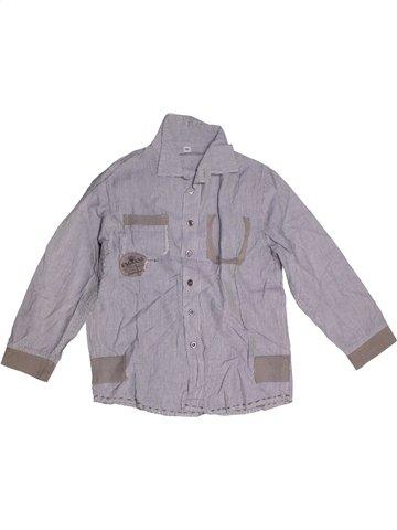 Camisa de manga larga niño CAPTAIN TORTUE gris 6 años invierno #1183134_1