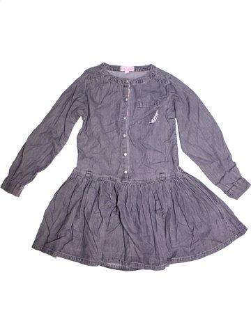 Robe fille LISA ROSE gris 8 ans hiver #1190191_1