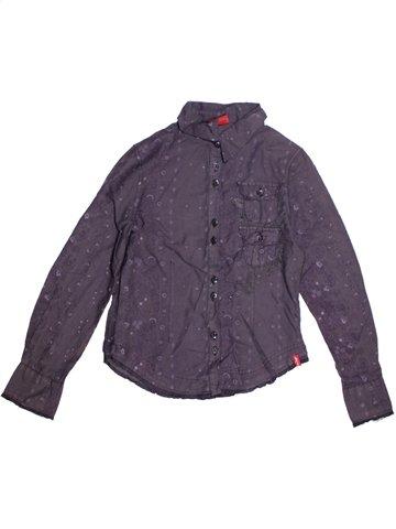 Blouse manches longues fille LEVI'S violet 10 ans hiver #1193056_1