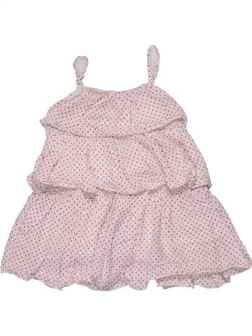 Vestido niña SERGENT MAJOR rosa 3 años verano #1193150_1