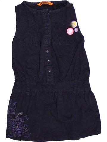 Robe fille LONGBOARD noir 2 ans hiver #1193374_1