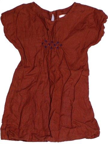 Vestido niña CFK rojo 3 años verano #1193568_1