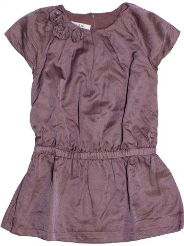 Vestido niña MARÈSE violeta 2 años verano #1194587_1