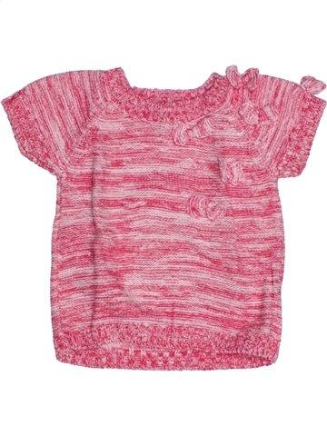 jersey niña LILI GAUFRETTE rosa 2 años invierno #1196098_1