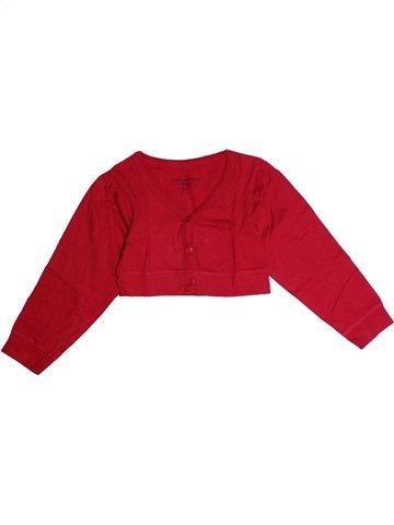 Bolero niña TOUT COMPTE FAIT rojo 5 años invierno #1197598_1
