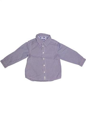 Chemise manches longues garçon MEXX gris 2 ans hiver #1197814_1