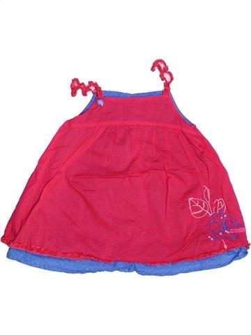 Vestido niña SUCRE D'ORGE rosa 2 años verano #1198502_1