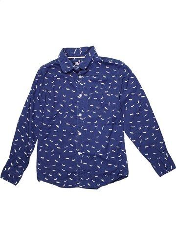Chemise manches longues garçon PRIMARK bleu 11 ans hiver #1201462_1