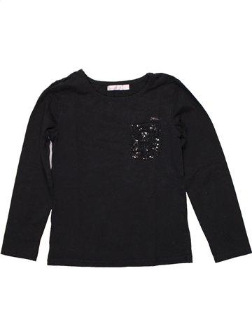 T-shirt manches longues fille BILLIEBLUSH noir 4 ans hiver #1205237_1