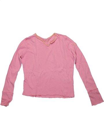 T-shirt manches longues fille ZADIG ET VOLTAIRE rose 4 ans hiver #1205264_1