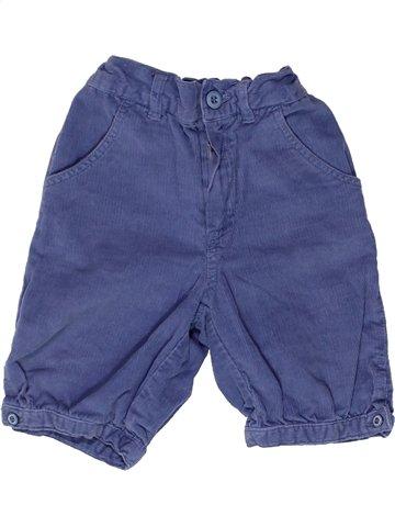 Short - Bermuda fille ACANTHE bleu 2 ans hiver #1205418_1