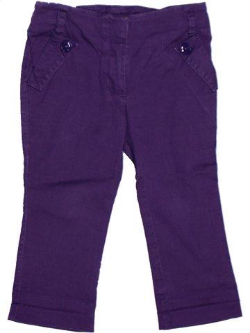 Pantalón niña LILI GAUFRETTE violeta 2 años invierno #1205891_1