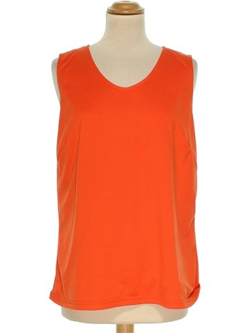 Camiseta sin mangas mujer ESMARA 44 (L - T3) verano #1206409_1