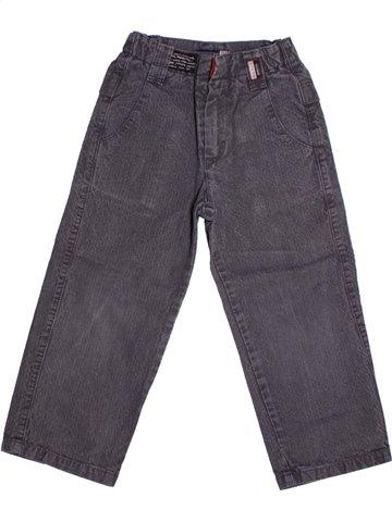 Pantalón niño JEAN BOURGET violeta 4 años invierno #1207140_1