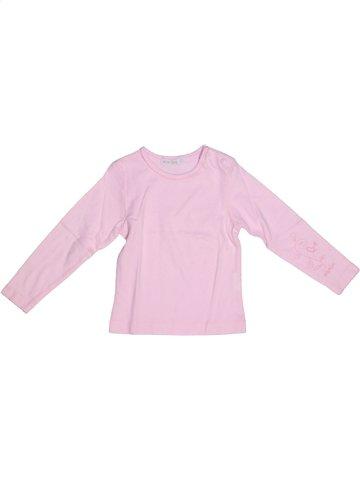 Camiseta de manga larga niña ABSORBA rosa 2 años invierno #1209348_1