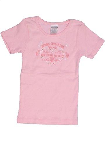 Camiseta de manga corta niña ABSORBA violeta 2 años verano #1212776_1