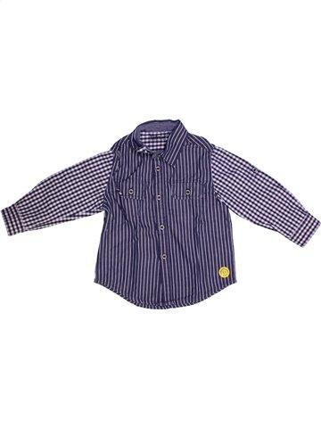 Camisa de manga larga niño TIMBERLAND violeta 2 años invierno #1214626_1