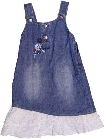Robe fille CHIPIE bleu 3 ans été #1215447_1