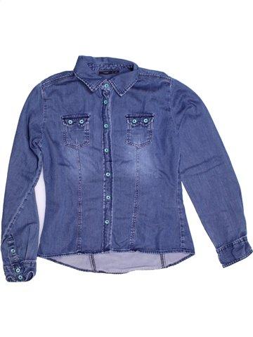 Chemise manches longues garçon MEXX bleu 10 ans hiver #1215688_1