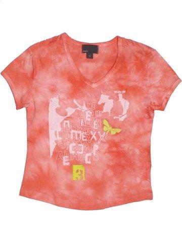 Camiseta de manga corta niña MEXX rosa 7 años verano #1217704_1