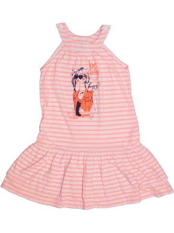 Vestido niña 3 POMMES rosa 12 años verano #1218419_1