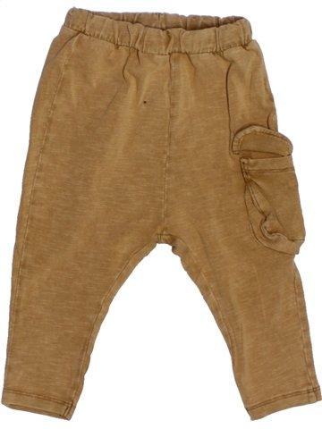 Pantalon garçon ZARA marron 12 mois hiver #1220353_1