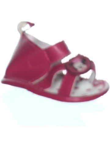 Chaussures bébé fille KIABI blanc 6 mois été #1225087_1