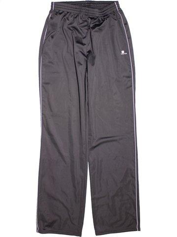 Sportswear garçon DOMYOS gris 14 ans hiver #1229647_1