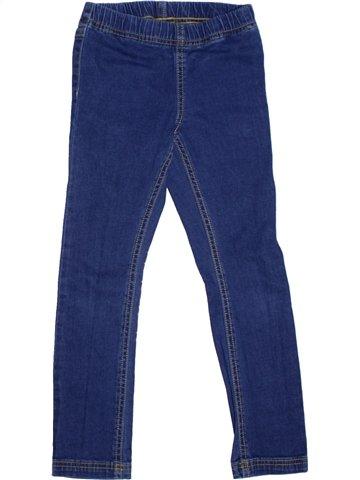 Pantalon fille NAME IT bleu 6 ans hiver #1230047_1