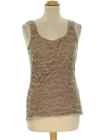 Camiseta sin mangas mujer AMISU M verano #1232371_1