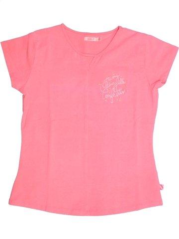 T-shirt manches courtes fille BILLIEBLUSH rose 12 ans été #1232797_1