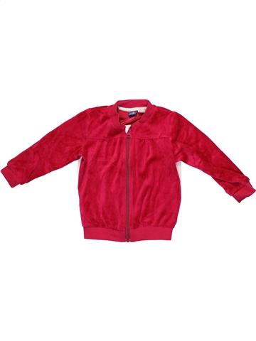 Chaleco niña LUPILU rojo 2 años invierno #1233711_1